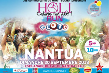 Holi Run Nantua